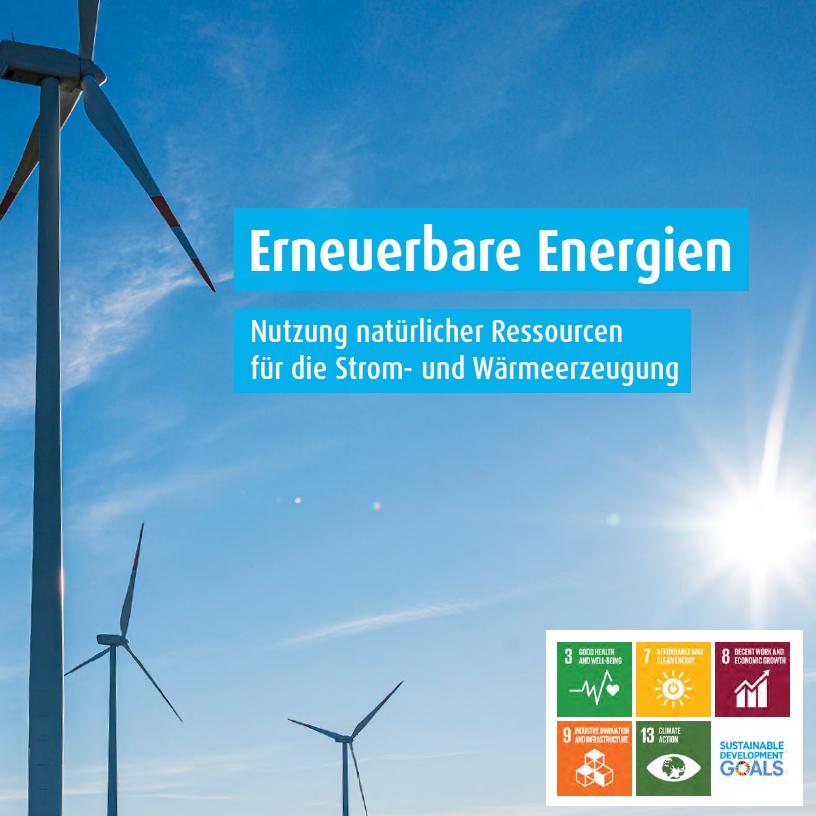 Erneuerbare Energien 1